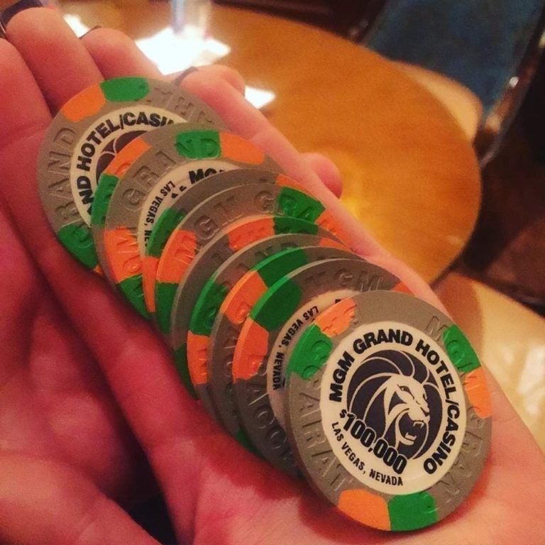 $100,000 Chips